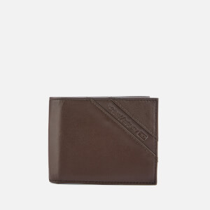 Diesel Men's Neela Leather Wallet - Brown
