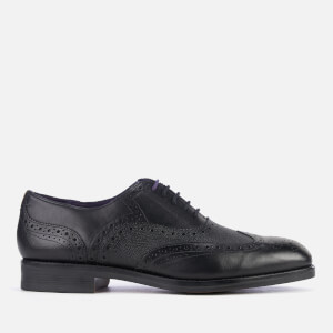 Ted Baker Men's Almhano Leather Brogues - Black
