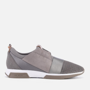 Ted Baker Women's Cepa Runner Style Trainers - Dark Grey
