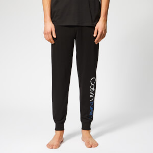 Calvin Klein Men's Logo Sweatpants - Black