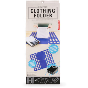 Compact Clothing Folder