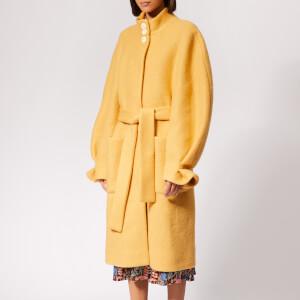 Stine Goya Women's Celeste Coat - Daffodil