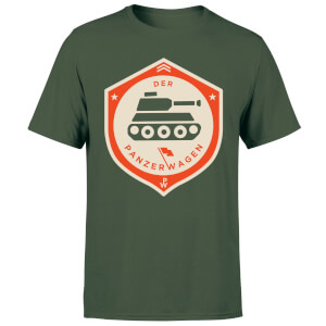 Der Panzerwagen Men's T-Shirt