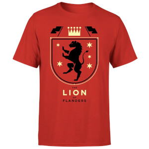 The Lion Of Flanders Men's T-Shirt