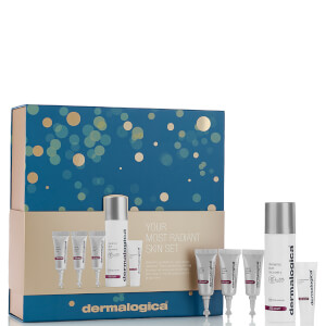 Dermalogica Your Most Radiant Skin Set (Worth £125.22)