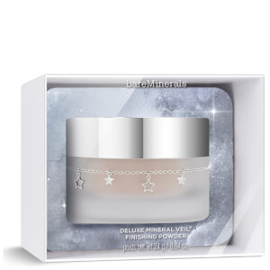 bareMinerals Patterns in the Sky Deluxe Mineral Veil Setting Powder