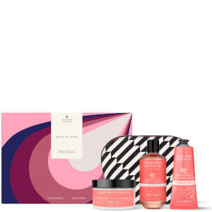 Crabtree & Evelyn 'Rock 'n' Rose' Rosewater and Pink Peppercorn Rituals Shower Gel (Worth £62.00)
