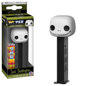 Nightmare Before Christmas Jack Skellington Funko Pop! Pez