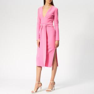 Bec & Bridge Women's Margaux Plunge Dress - Fuchsia