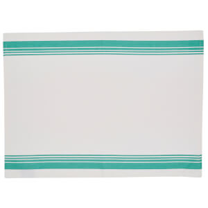 Jamie Oliver 2 Pack Tea Towels - Storm Grey & Jade