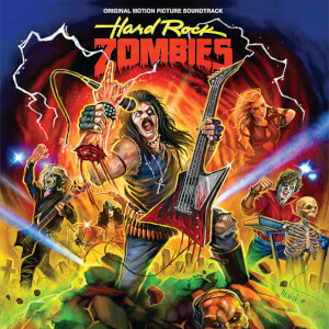 Hard Rock Zombies - Original Motion Picture Soundtrack Colour Vinyl LP