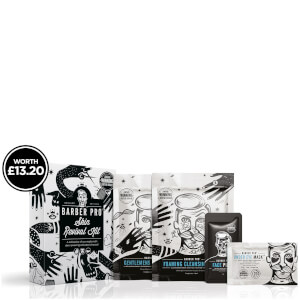 Barber Pro Skin Revival Kit (Worth £13.20)