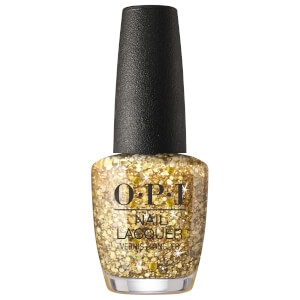 OPI The Nutcracker Collection Nail Lacquer - Gold Key to the Kingdom 15ml