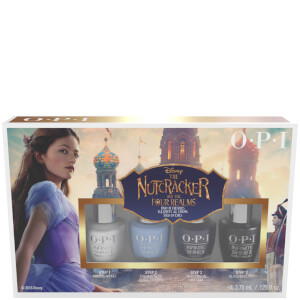 OPI The Nutcracker Collection Infinite Shine - Mini 4 Pack