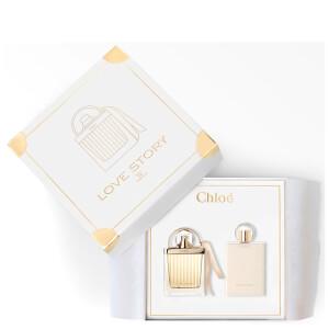 Chloé Love Story Xmas Set Eau de Parfum 50ml