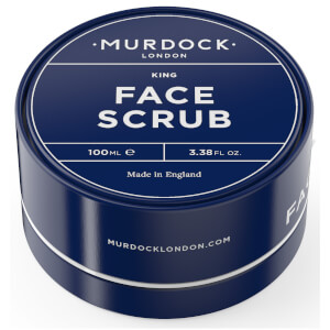 Murdock London Face Scrub 100ml: Image 2