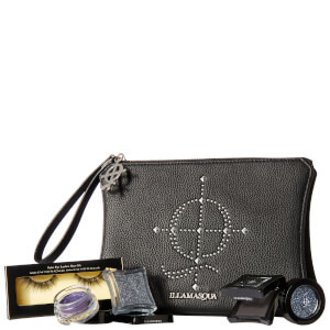 Illamasqua Limited Edition Purple Reign Kit (Worth $200.00)