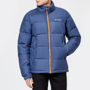Columbia Men's Pike Lake Jacket - Dark Mountain/Bright Copper