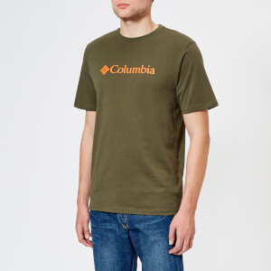 Columbia Men's CSC Basic Logo T-Shirt - Peatmoss