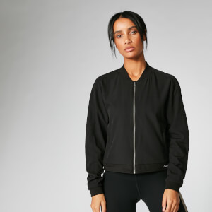 Breathe Jacket - Zwart