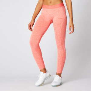 Naadloze Inspire Leggings - Hot Coral