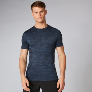 Sculpt Seamless T-Shirt - Dark Indigo