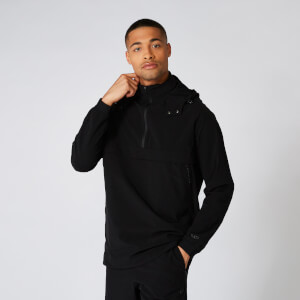 Sweat Pace ½ Zip - Noir