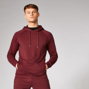 Sweat à capuche Form - Oxblood