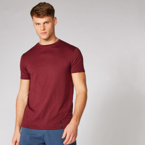MP Luxe Classic Crew - Oxblood