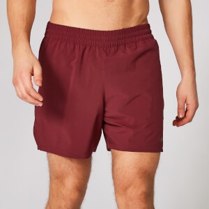 Myprotein Sprint 5 Inch Shorts - Oxblood