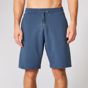 Form Sweat Shorts - Dunkelindigo