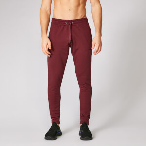 Form Joggers - Oxblood