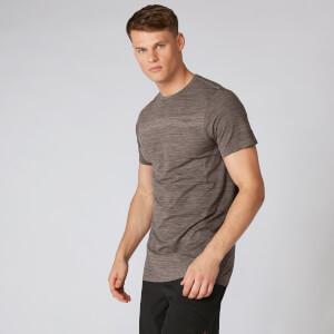 Aero Knit majica kratkih rukava - Smeđa