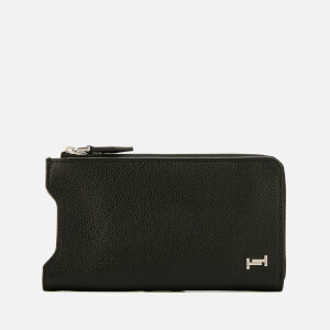 Tod's Men's iPhone Zip Wallet - Black