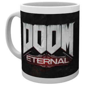 Doom Eternal Logo Mug