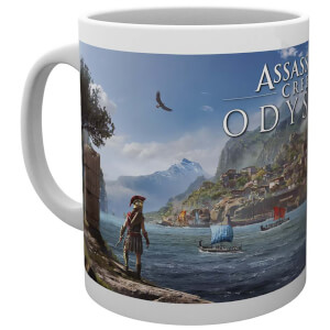 Assassin's Creed: Odyssey Vista Mug