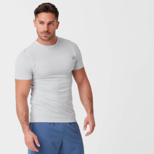 Sculpt Seamless T-Shirt - Silver