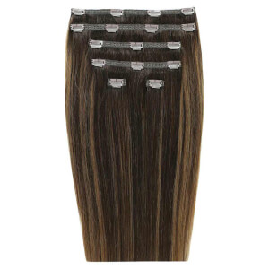 Beauty Works Double Hair Set 18 Inch Clip-In Hair Extensions doczepiane włosy clip-in 45 cm – #Dubai