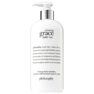 philosophy Amazing Grace Ballet Rose Firming Body Emulsion 480ml