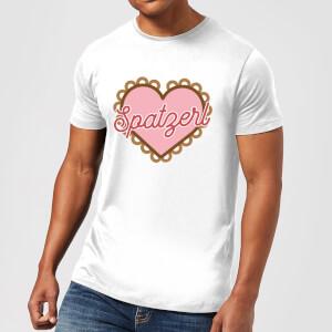Spatzerl Men's T-Shirt - White