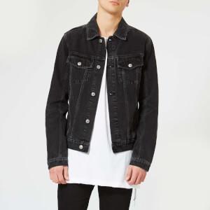 Ksubi Men's Classic Jacket - Sketchy Black