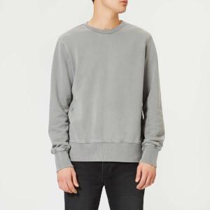 Ksubi Men's Seeing Lines Sweatshirt - Grey