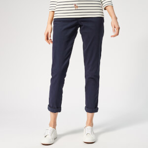 Joules Women's Hesford Chinos - French Navy