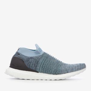 adidas Men's Ultraboost Laceless Trainers - Raw Grey
