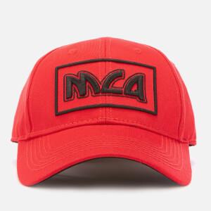 McQ Alexander McQueen Women's Baseball Cap - Riot Red