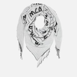 McQ Alexander McQueen Women's McQ Block Scarf - Darkest Black