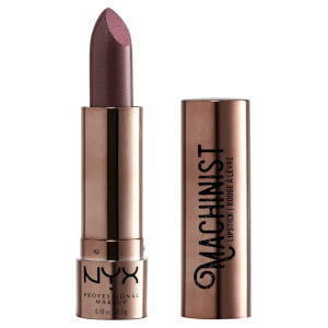 NYX Professional Makeup Machinist Lipstick (διάφορες αποχρώσεις)