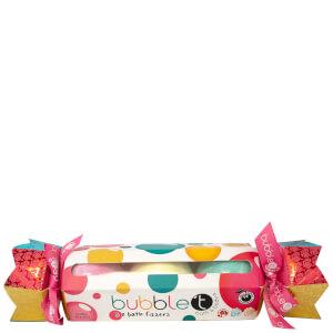 Bubble T Bath Fizzer Crackers (3 x 180g)