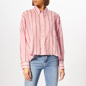 Isabel Marant Étoile Women's Ycao Shirt - Light Pink