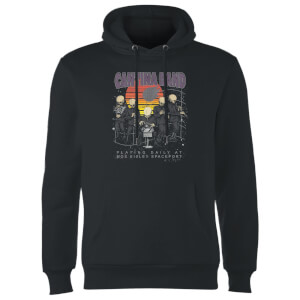 Star Wars Classic Cantina Band At Spaceport Hoodie - Schwarz